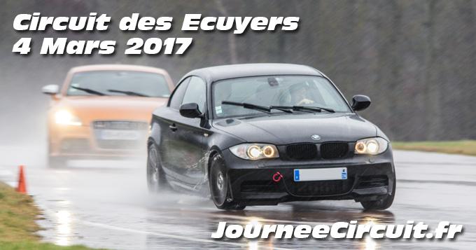 Photos au circuit des Ecuyers le 04 Mars 2017