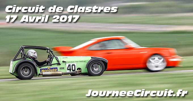Photos au circuit de Clastres le 17 Avril 2017