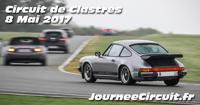 Photos au circuit de Clastres le 08 Mai 2017