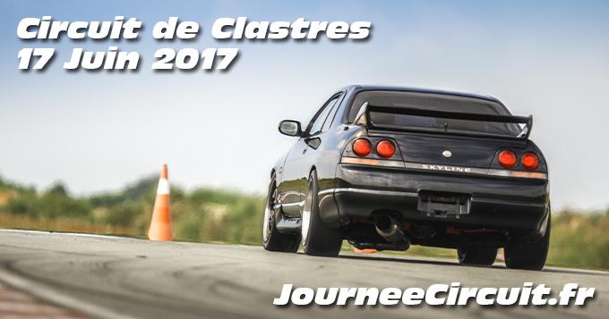 Photos au circuit de Clastres le 17 Juin 2017