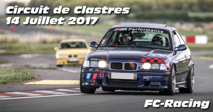 Photos au circuit de Clastres le 14 Juillet 2017
