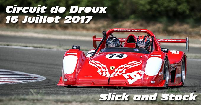 Photos au circuit de Dreux le 16 Juillet 2017