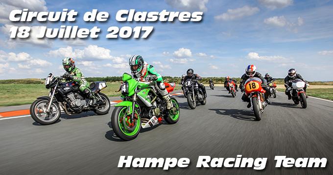 Photos au circuit de Clastres le 18 Juillet 2017