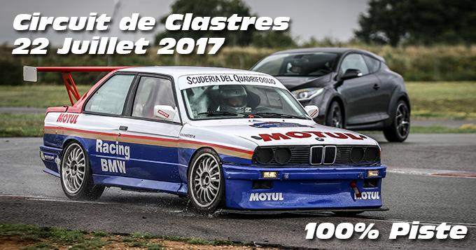 Photos au circuit de Clastres le 22 Juillet 2017