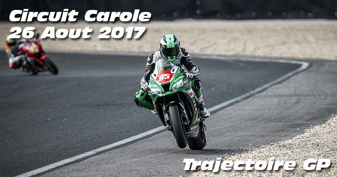 Photos au circuit de Carole le 26 Aout 2017
