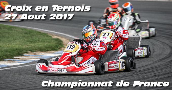 Photos au circuit de Croix en Ternois le 27 Aout 2017
