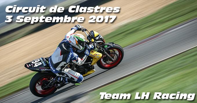 Photos au circuit de Clastres le 03 Septembre 2017
