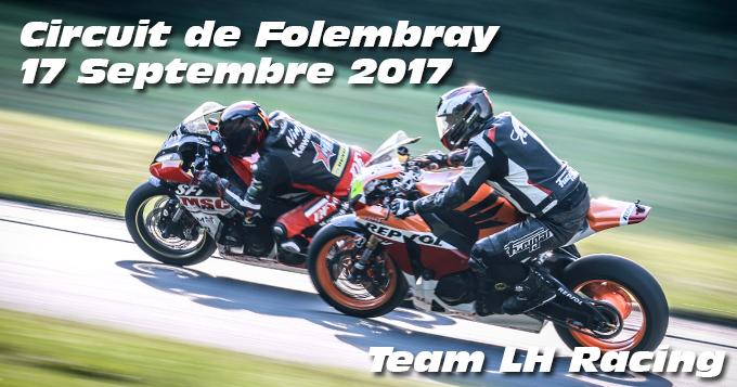 Photos au circuit de Folembray le 17 Septembre 2017