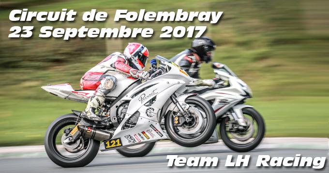 Photos au circuit de Folembray le 23 Septembre 2017