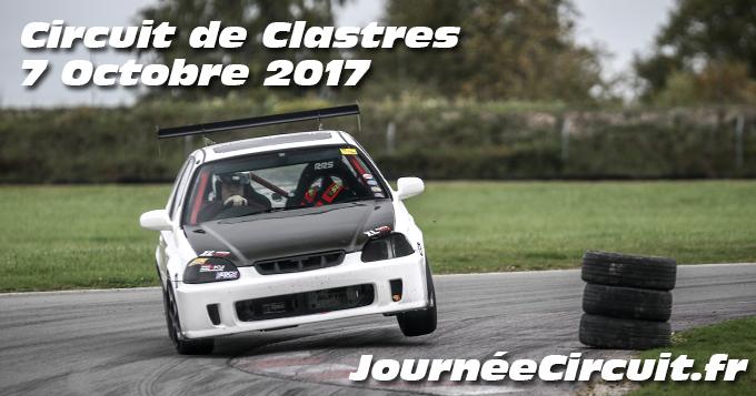 Photos au circuit de Clastres le 7 Octobre 2017