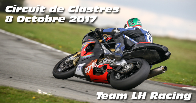 Photos au circuit de Clastres le 8 Octobre 2017