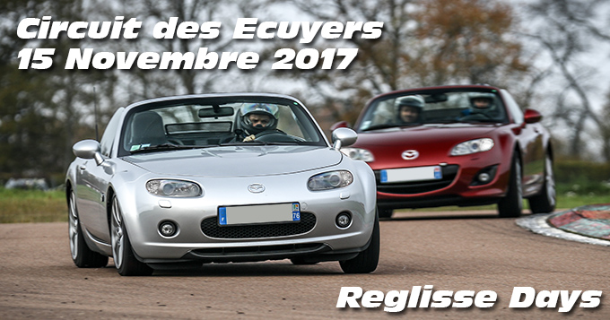 Photos au circuit des Ecuyers le 15 Novembre 2017
