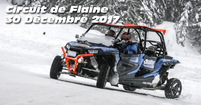 Photos au Circuit de Flaine le 30 Décembre 2017