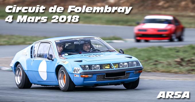 Photos au Circuit de Folembray le 04 Mars 2018