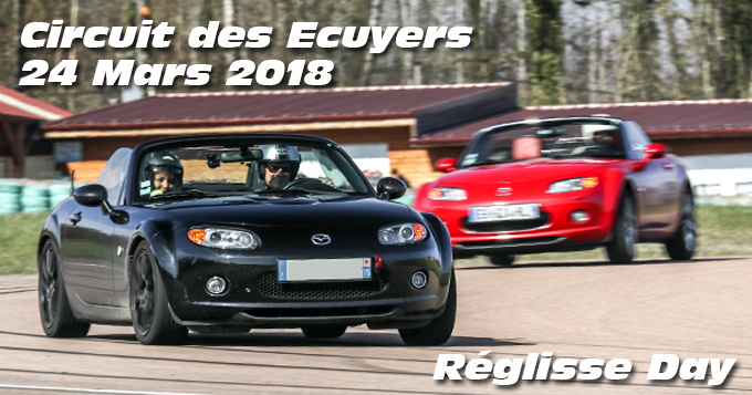 Photos au Circuit des Ecuyers le 24 Mars 2018