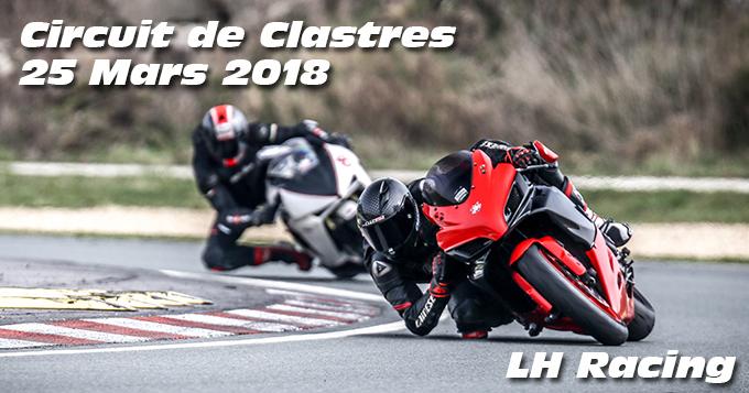 Photos au Circuit de Clastres le 25 Mars 2018