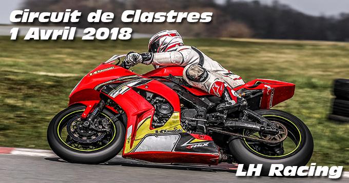 Photos au Circuit de Clastres le 1 Avril 2018