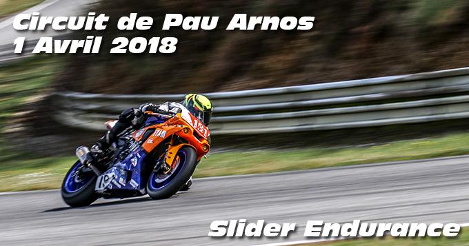 Photos au Circuit de Pau-Arnos le 1 Avril 2018