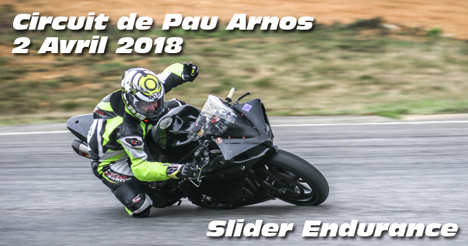 Photos au Circuit de Pau-Arnos le 2 Avril 2018