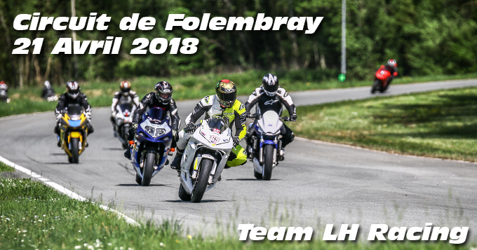 Photos au Circuit de Folembray le 21 Avril 2018