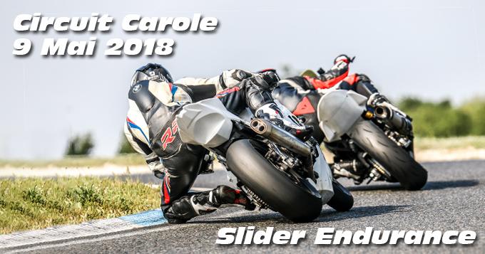 Photos au Circuit Carole le 09 Mai 2018