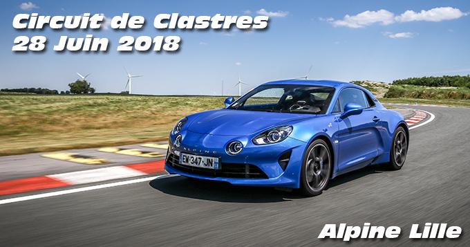 Photos au Circuit de Clastres le 28 Juin 2018
