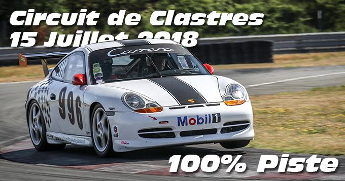 Photos au Circuit de Clastres le 15 Juillet 2018