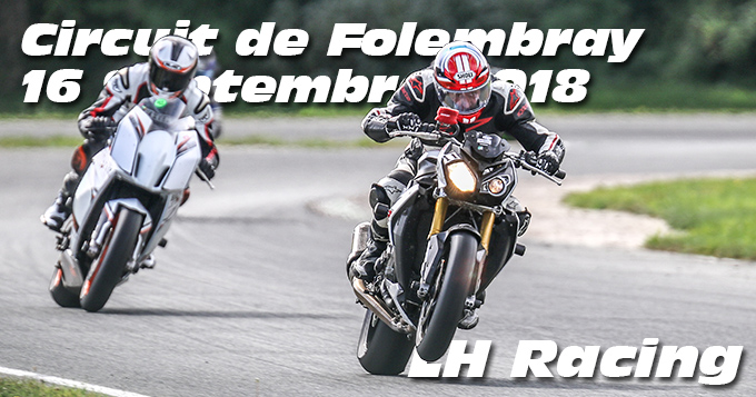 Photos au Circuit de Folembray le 16 Septembre 2018