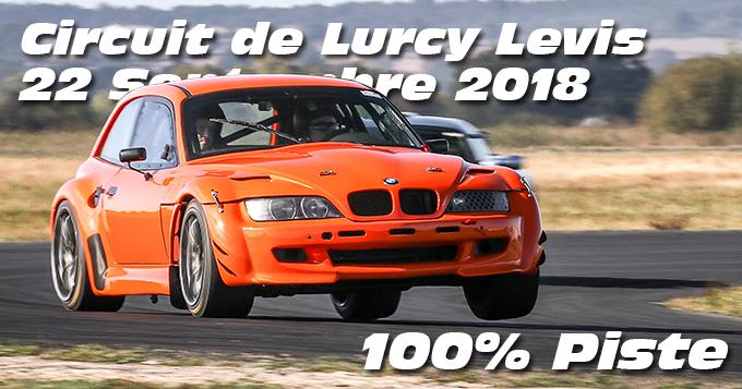 Photos au Circuit de Lurcy levis le 22 Septembre 2018