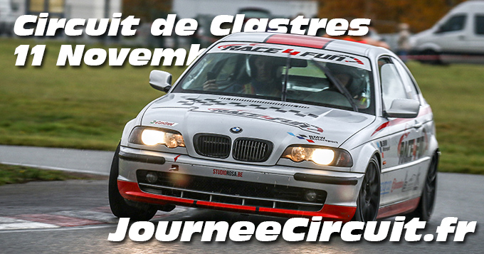 Photos au Circuit de Clastres le 11 Novembre 2018