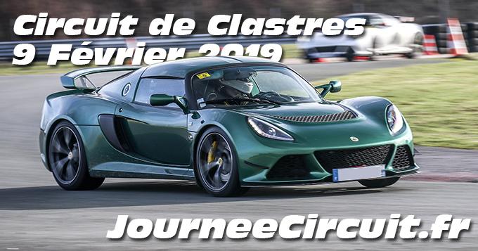 Photos au Circuit de Clastres le 09 Février 2019