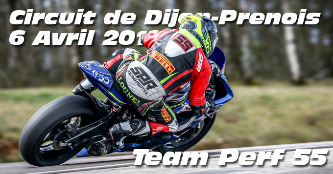 Photos au Circuit de Dijon Prenois le 06 Avril 2019