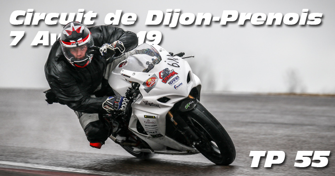 Photos au Circuit de Dijon Prenois le 07 Avril 2019