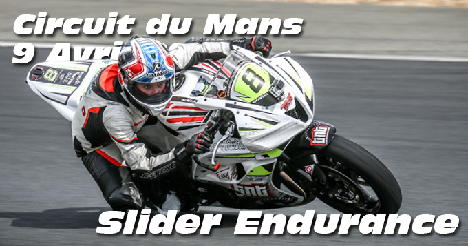 Photos au Circuit du Mans le 09 Avril 2019