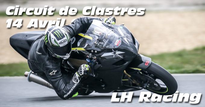 Photos au Circuit de Clastres le 14 Avril 2019