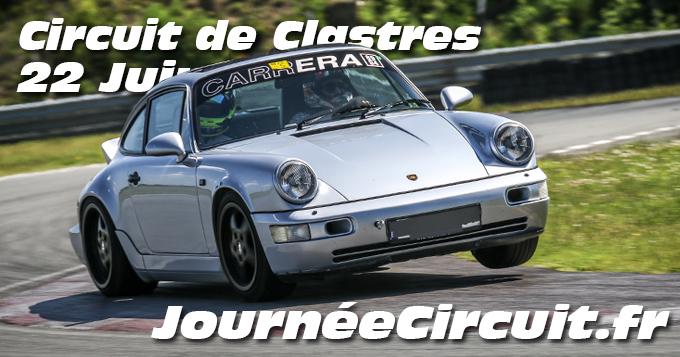 Photos au Circuit de Clastres le 22 Juin 2019