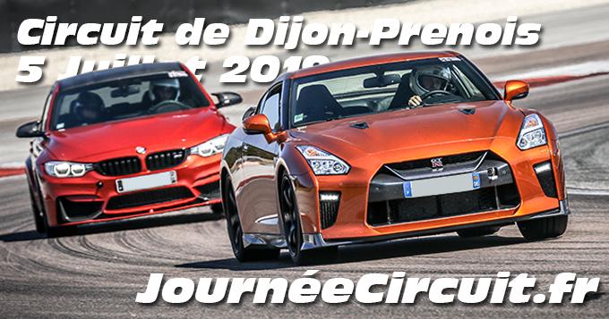 Photos au Circuit de Dijon Prenois le 05 Juillet 2019