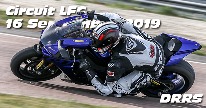Photos au Circuit LFG de la Ferte Gaucher le 16 Septembre 2019 avec De Radigues Rider School