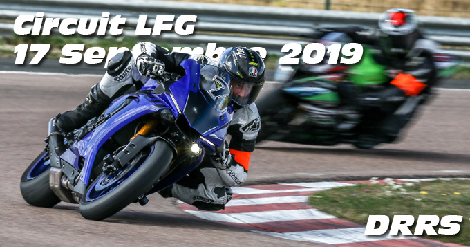 Photos au Circuit LFG de la Ferte Gaucher le 17 Septembre 2019 avec De Radigues Rider School