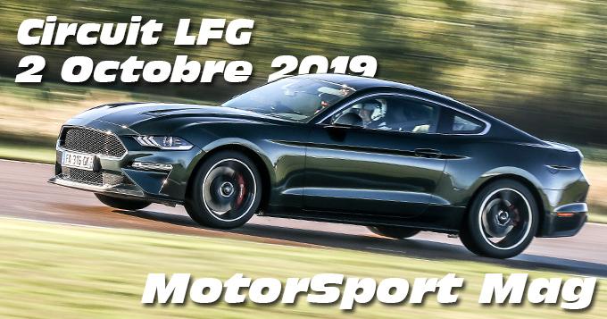 Photos au Circuit LFG de la Ferte Gaucher le 2 Octobre 2019 avec  Motorsport Mag