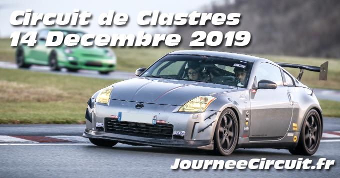 Photos au Circuit de Clastres le 14 Décembre 2019 avec Journee Circuit