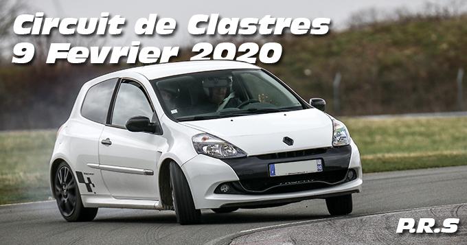 Photos au Circuit de Clastres le 9 Février 2020 avec  PRS