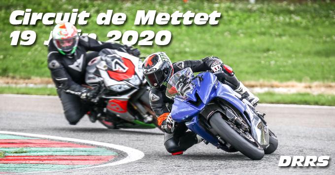 Photos au Circuit de Mettet (Belgique) le 19 Juin 2020 avec De Radigues Rider School