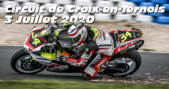 Photos au Circuit de Croix-En-Ternois le 3 Juillet 2020