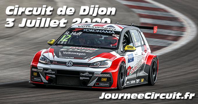 Photos au Circuit de Dijon Prenois le 3 Juillet 2020 avec Journee Circuit