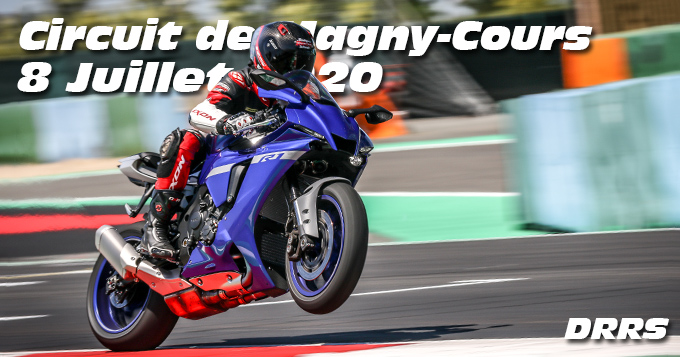 Photos au Circuit de Magny-Cours le 8 Juillet 2020 avec De Radigues Rider School