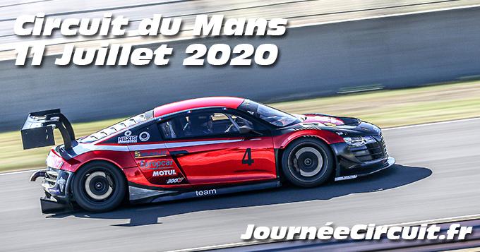 Photos au Circuit du Mans le 11 Juillet 2020 avec Journee Circuit