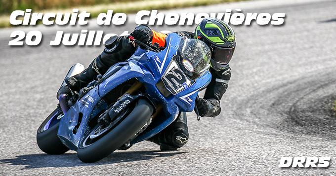 Photos au Circuit de Chenevieres le 20 Juillet 2020 avec De Radigues Rider School