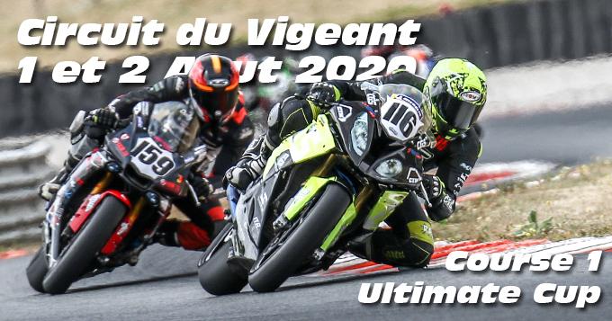 Photos au Circuit du Val de Vienne le 1 Aout 2020 avec Ultimate Cup Moto