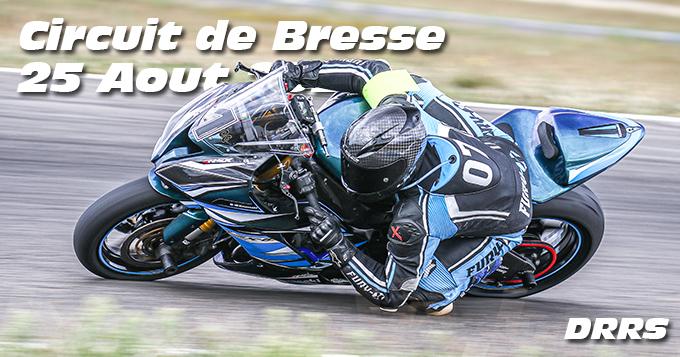 Photos au Circuit de Bresse le 25 Aout 2020 avec De Radigues Rider School